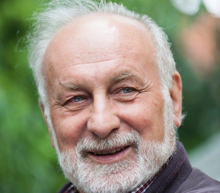 Horst Löffler, zakladatel Centra Adalberta Stiftera v Horní Plané